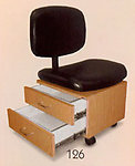Pedicure Chairs & Stools: 01-2510