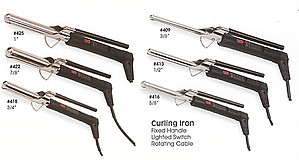 Turbo Power Curling Irons