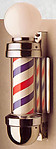 Barber Poles: 42-BP410WM-LIGHT