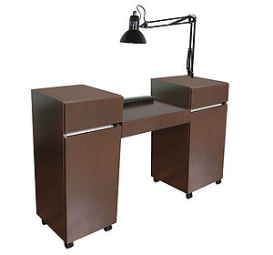 Collins Reve Twin Manicure Table: 01-484-57