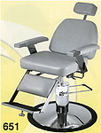 Barber Chair: 19-651