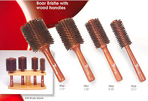 Hair Brushes: 07-Boar Bristle