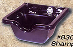 Salon Shampoo Bowl: 17-8300