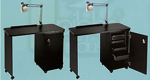Salon Manicure Tables: 19-NC1006N
