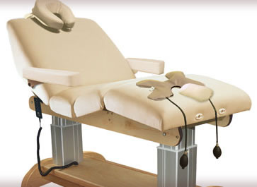 Massage Tables: 02-Celesta Deluxe