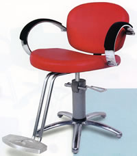 Salon Styling Chair: 01-1300S
