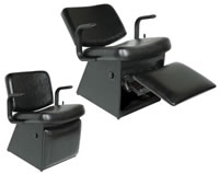 Salon Shampoo Chairs: 01-1550L