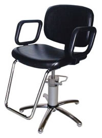Salon Styling Chair: 01-1800S