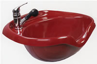 Salon Shampoo Bowl: 25-2000