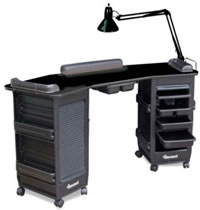 Manicure Tables: 28-392
