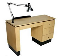 Salon Manicure Table