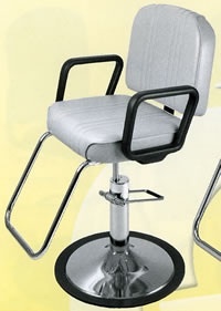 Salon Styling Chairs: 19-4306