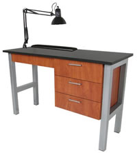 Salon Manicure Tables: 01-835-48