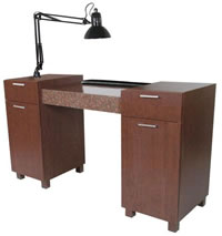 Salon Manicure Table: 01-948-57
