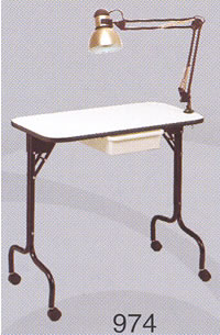 Salon Manicure Tables: 19-974