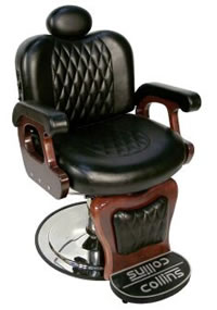 Barber Chair: 01-9060