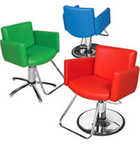 Salon Styling Chair: 01-6900