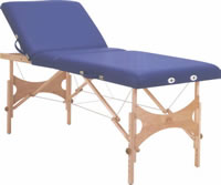Massage Tables: 02-Alliance Wood