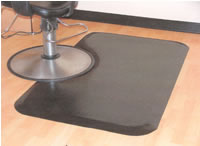 Salon Floor Mat: 39-Cloud 8 Mats