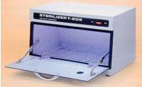 Salon Sanitizer Sterilizer: 30-UVC-C