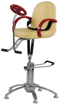 Paragon Children's Hair Cutting Seat 22-CH-09