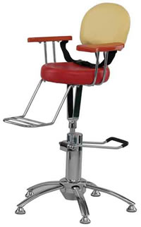 Paragon Children's Hair Cutting Seat 22-CH-10