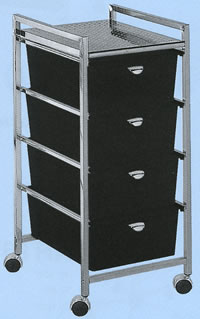 Roller Salon Cart: 19-D24