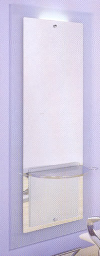 Wall Mounted Salon Styling Stations: 18-GL020