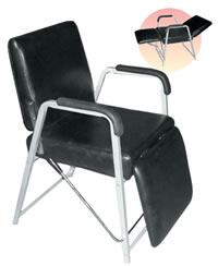 Salon Shampoo Chairs: 30-H2021