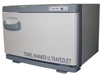 Hot Towel Cabinets: 52-CME908S
