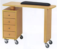 Paragon Manicure Table 22-MA-02