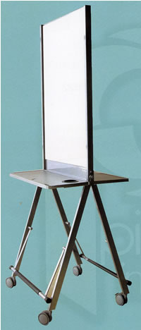 Double Salon Styling Stations: 19-PB110