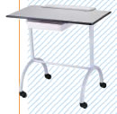 Manicure Tables: 52-SH7151