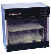 Salon Sanitizer Sterilizer: 52-D389